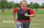 do weighted vest Help when you running