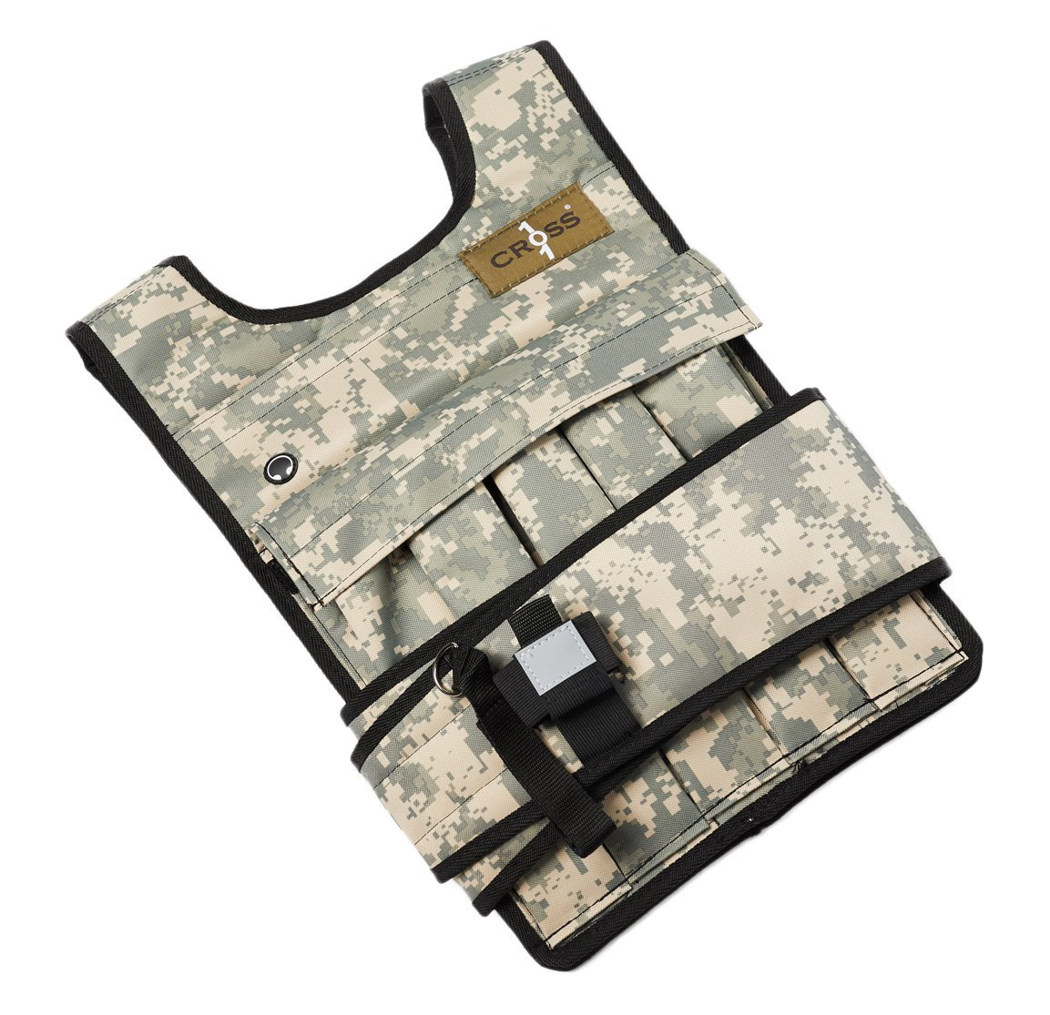 Cross101 Weighted Vest.