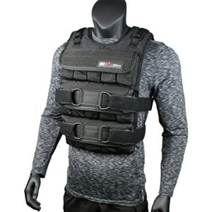 .MiR Adjustable Weighted Vest