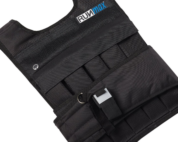 How to Wear a Weight Vest All Day